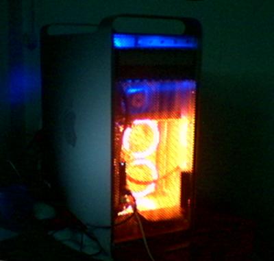 CCFL in a PowerMac G5
