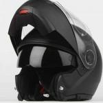 Schubert C3 helm met zonnevizier