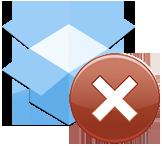 dropbox-icon-red-x