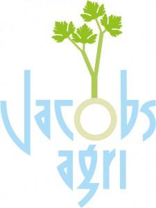 Een van de logo ontwerpen voor Jacobs Agri