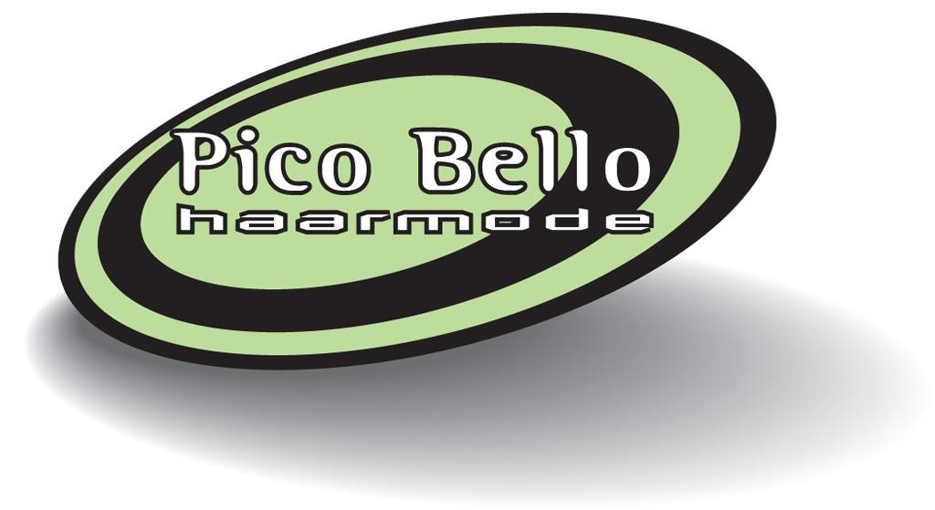 logo Pico Bello, de kapper van Oude-Tonge
