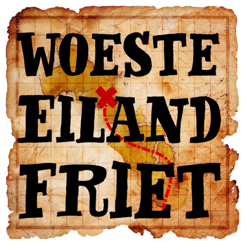 Woeste Eiland Friet